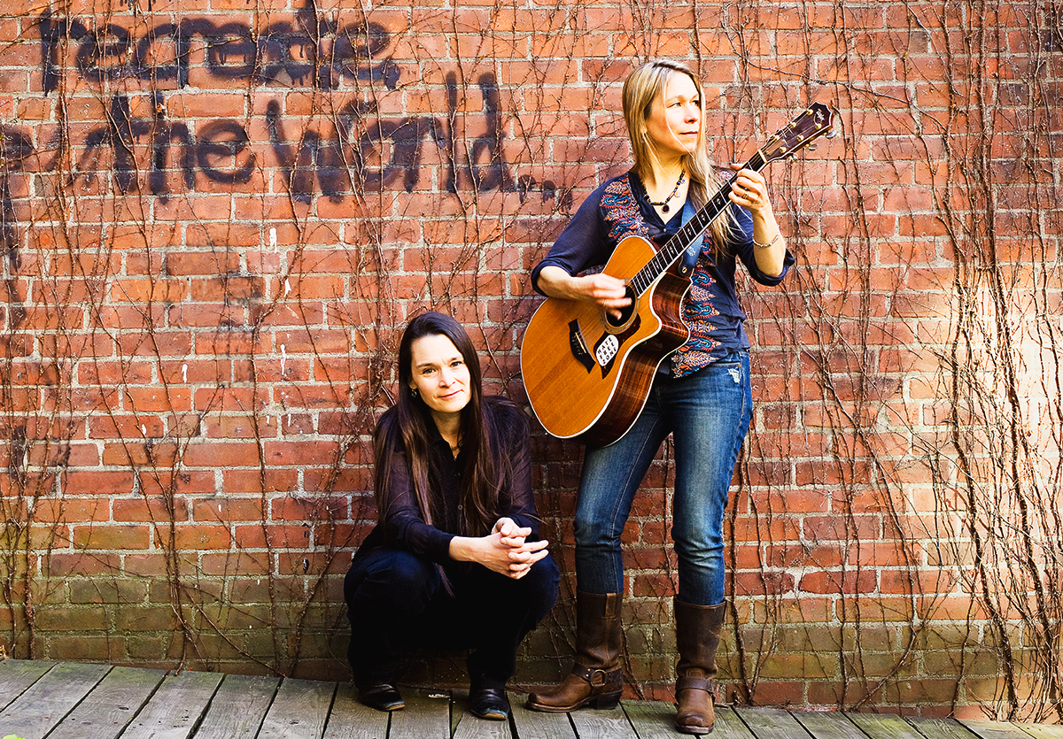 Picture of the Nields
